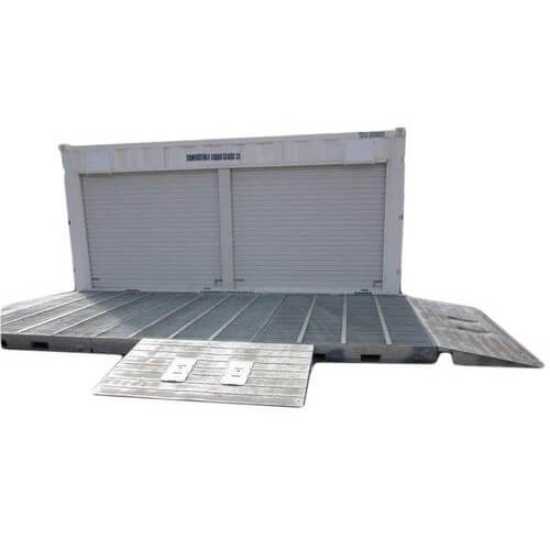 PETRO Spill Containment Unit Ramp - Set of 2 Ramps - SCURAMP-2M-CATA