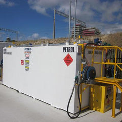Fire Rated Fuel Tank