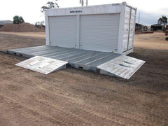 Fuel Tank Spill Containment Unit for vehicles - PETRO Industrial