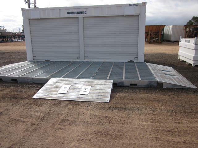 PETRO Spill Containment Unit 3000mm x 2000mm x 250mm