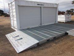 Spill Containment Unit with ramps - Bunded - PETRO Industrial, Heavy Duty