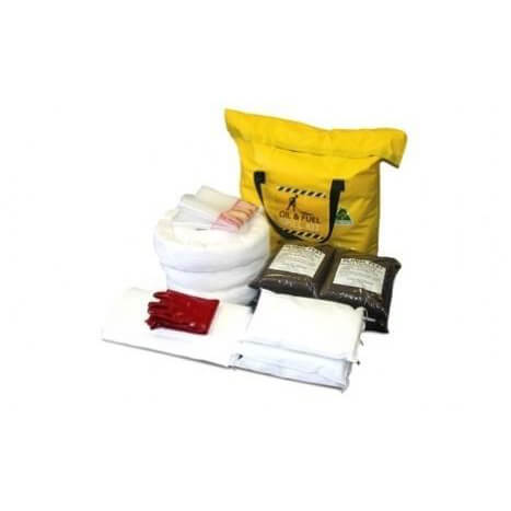 PETRO Fuel and Oil Spill Kit Absorbent Capacity 95 litres - SKHLT