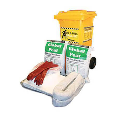 Spill Kit - Oil and Fuel Economy Plus 135L Absorbent Capacity
