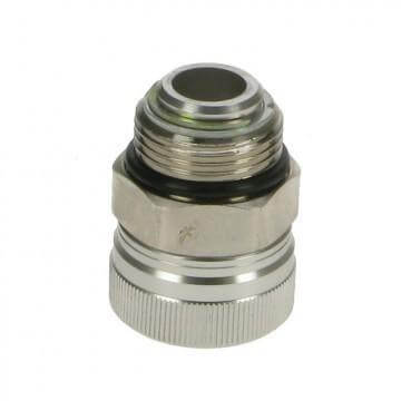 "SWIVEL PETRO 25mm (1"") Male x 25mm (1"") Female BSP Single Plane - For use with Diesel only - SWIV.1A-CATA"