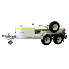 PETRO Industrial low profile fuel storage trailer