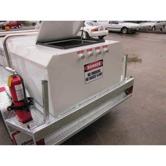 Diesel Fuel Trailer - Low Profile - 1250 litre - PETRO Industrial