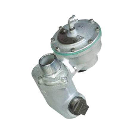 Franklin Pressure Regulator Valve - 40NB SCR BSP - VALVE-664302
