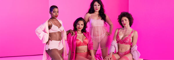 Savage X Thrivers - Savage x Fenty Breast Cancer Awareness Campaign feat. our Co-Founder, Stephanie Seban.