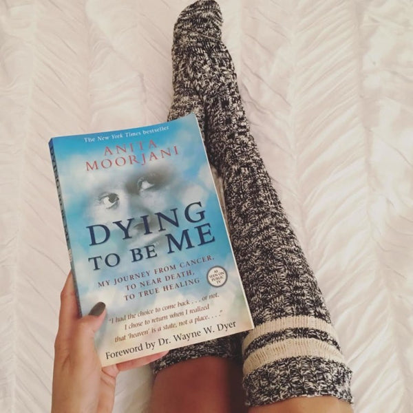 Cancer Diagnosis Must Read: DYING TO BE ME BY ANITA MOORJANI