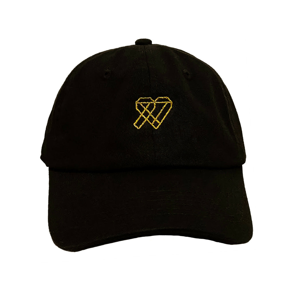 Thrive Gang Dad Hats - Black