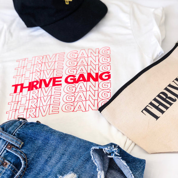 "THRIVE GANG ""THANK YOU"" Women's T-Shirt"