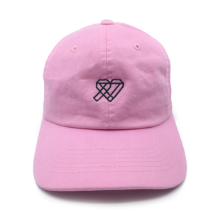 Thrive Gang Dad Hats - Pink