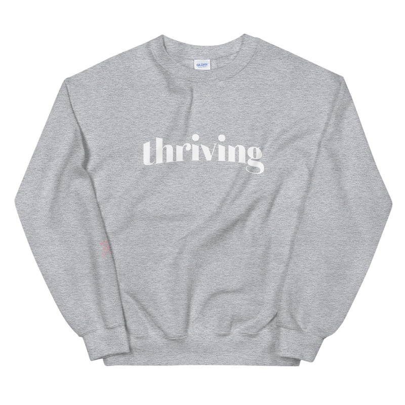 THRIVING Thrive Gang Unisex Sweatshirt
