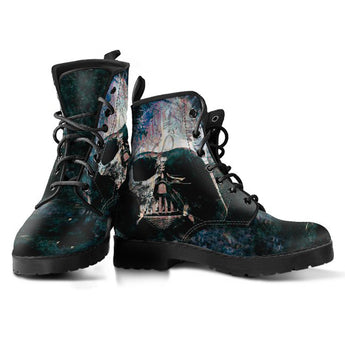 Limited Edition Darth Vader series1 leather-boots