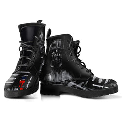 Limited Edition Darth Vader Star Wars Portraits leather-boots