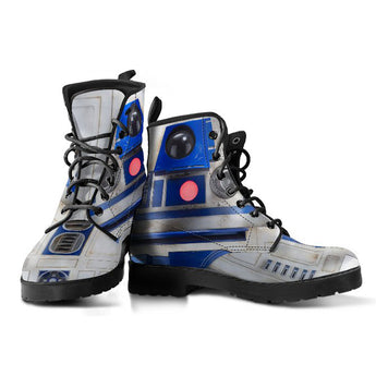 Limited Edition- R2D2 leather-boots