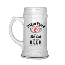 Limited Edition - Darth Vader Skywalker Sith Lord Beer Stein