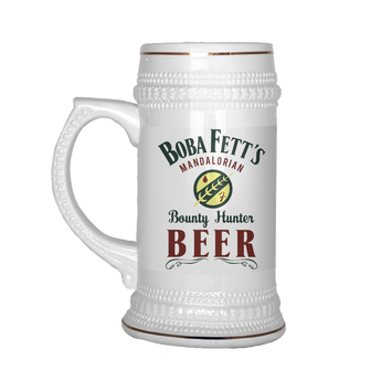 Limited Edition - Boba Fett Beer Stein-1