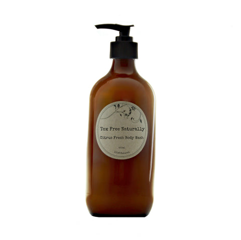 Citrus Fresh Body Wash