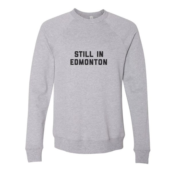 OLD STOCK Still in Edmonton Crewneck Sweatshirt