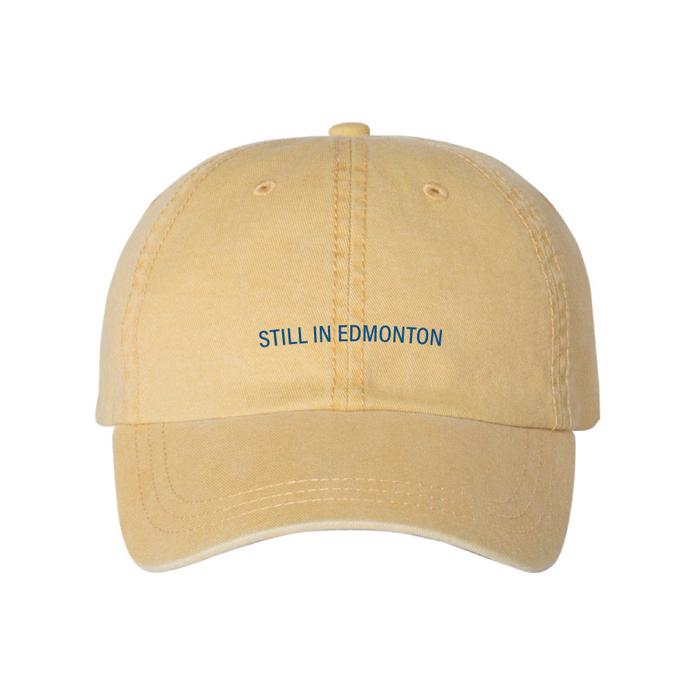 OLD STOCK Still in Edmonton Hat