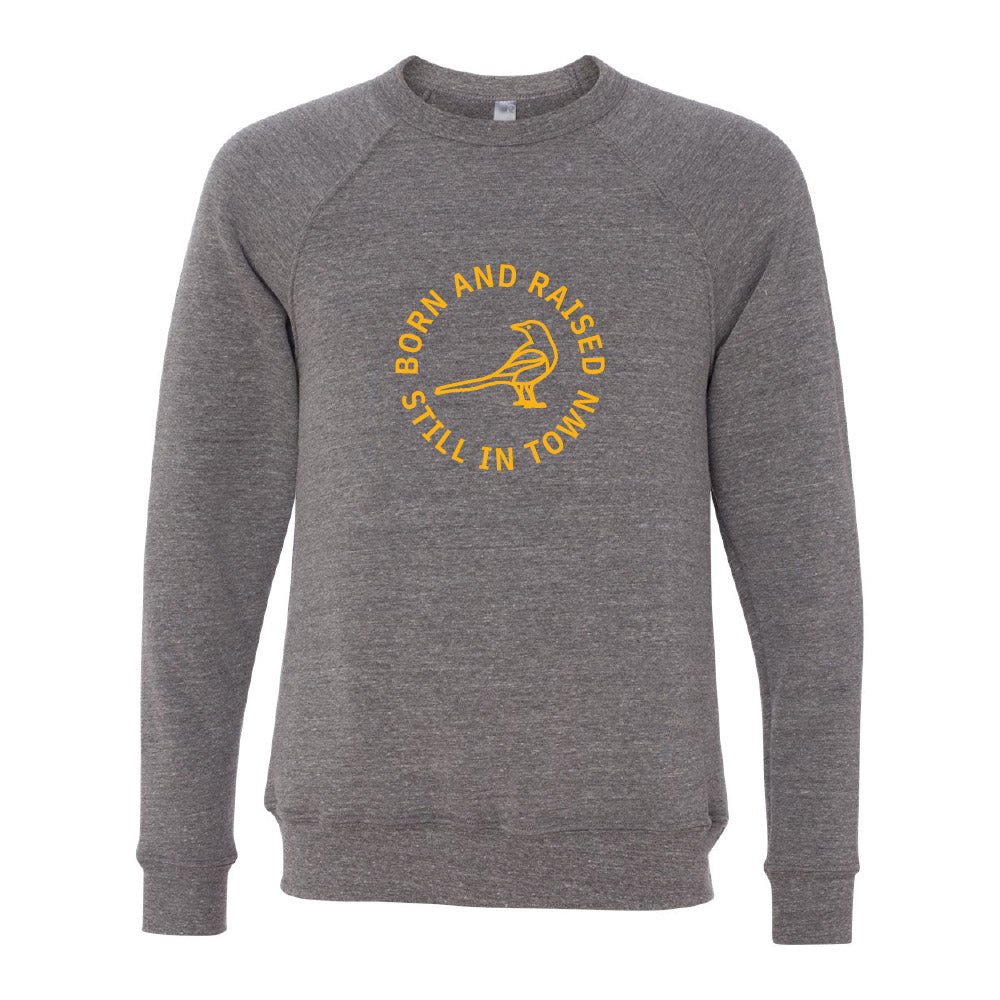 Still in Town Badge Crewneck Sweatshirt