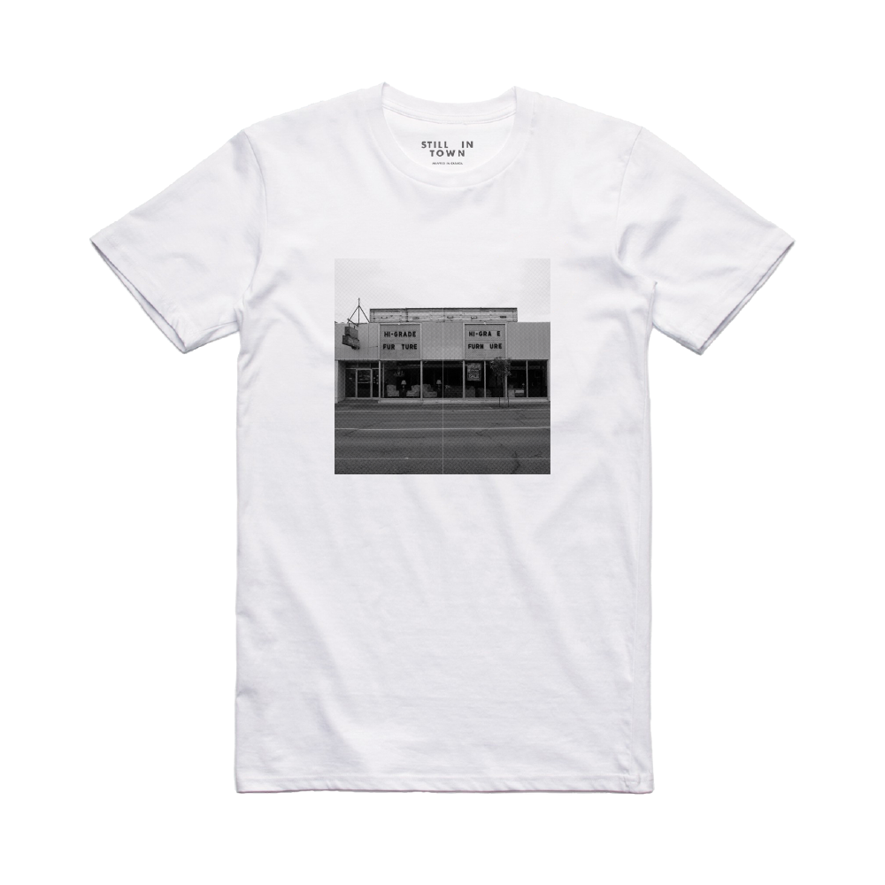 Hi-Grade T-Shirt - White