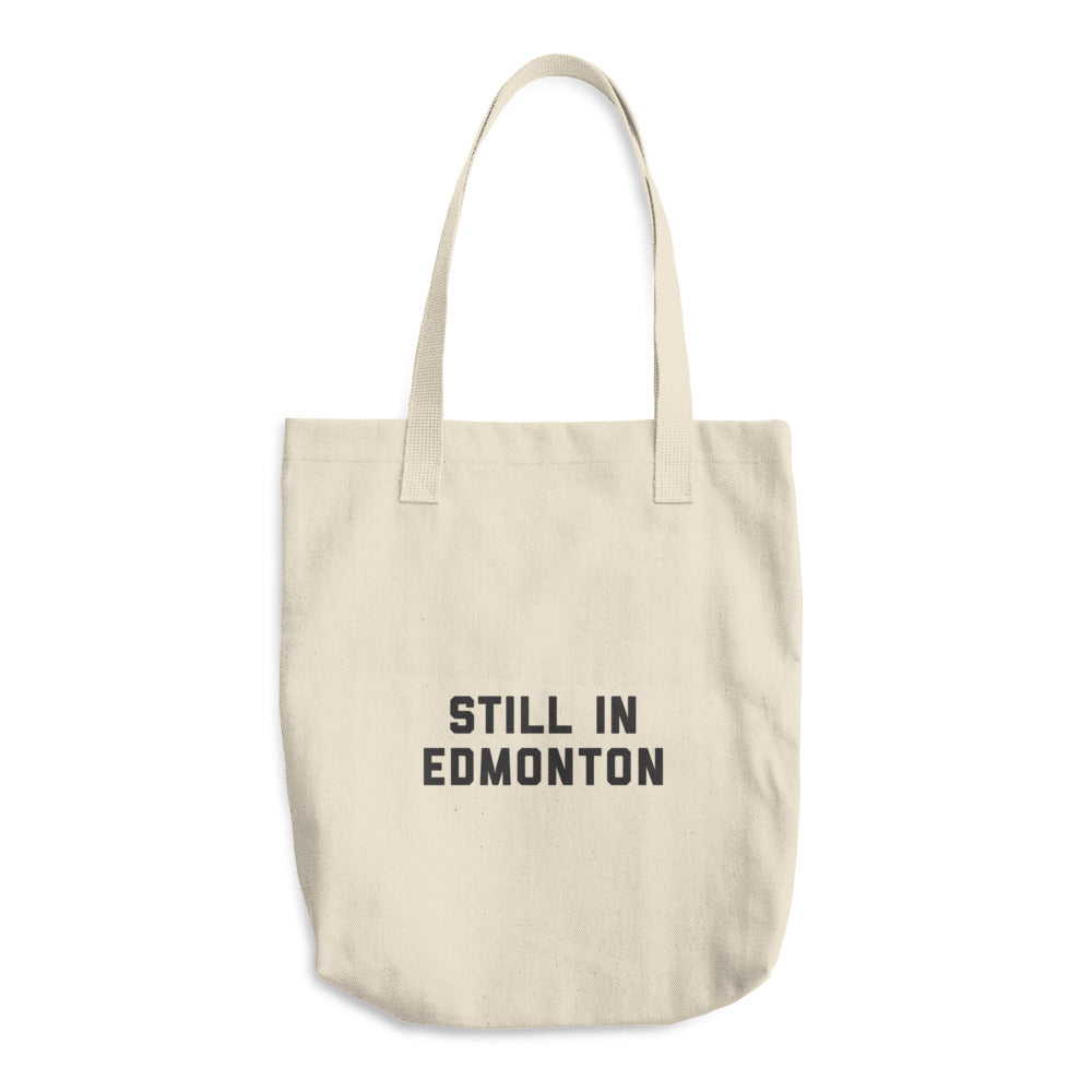 Still in Edmonton Tote