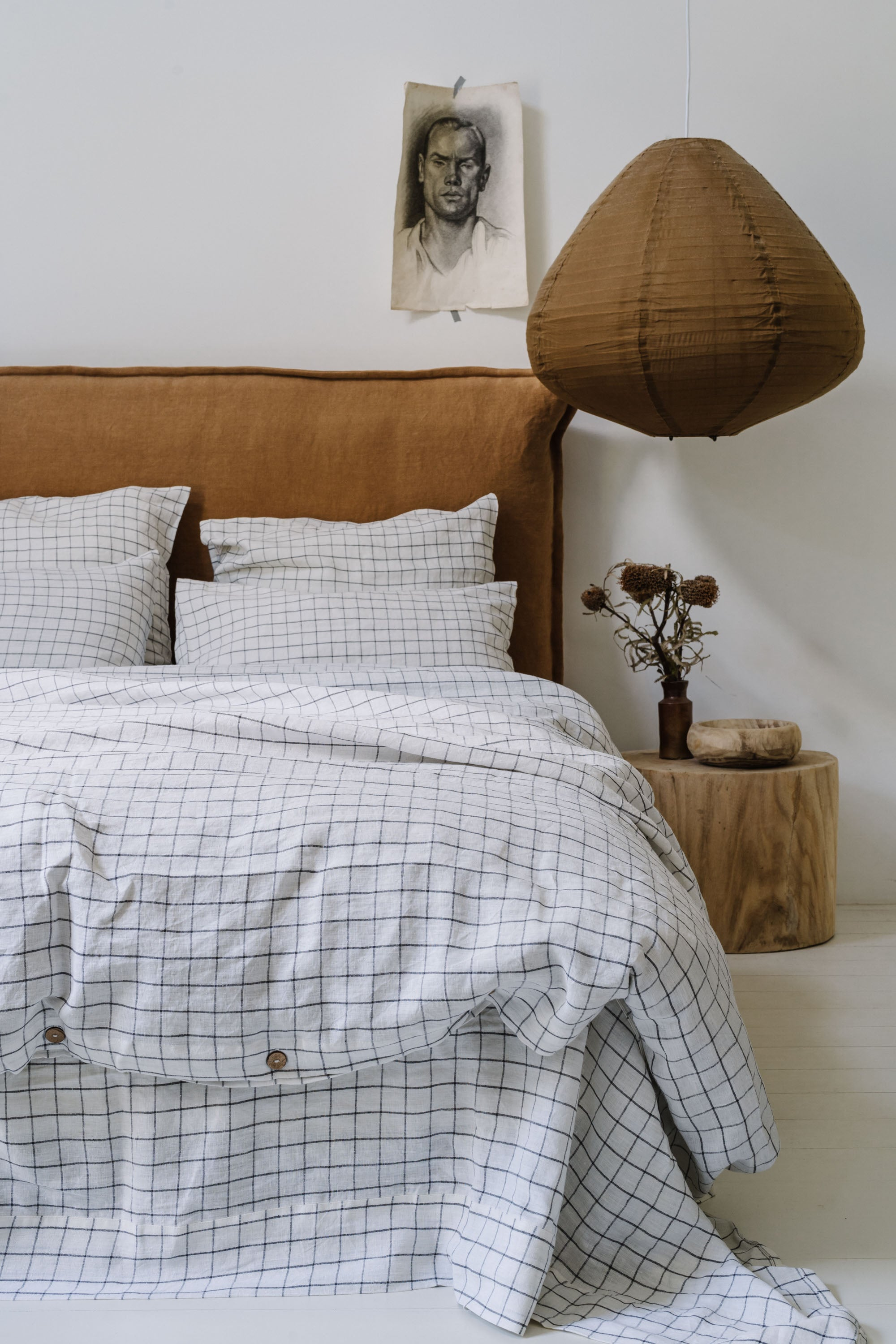 Fitted Sheet in Grid