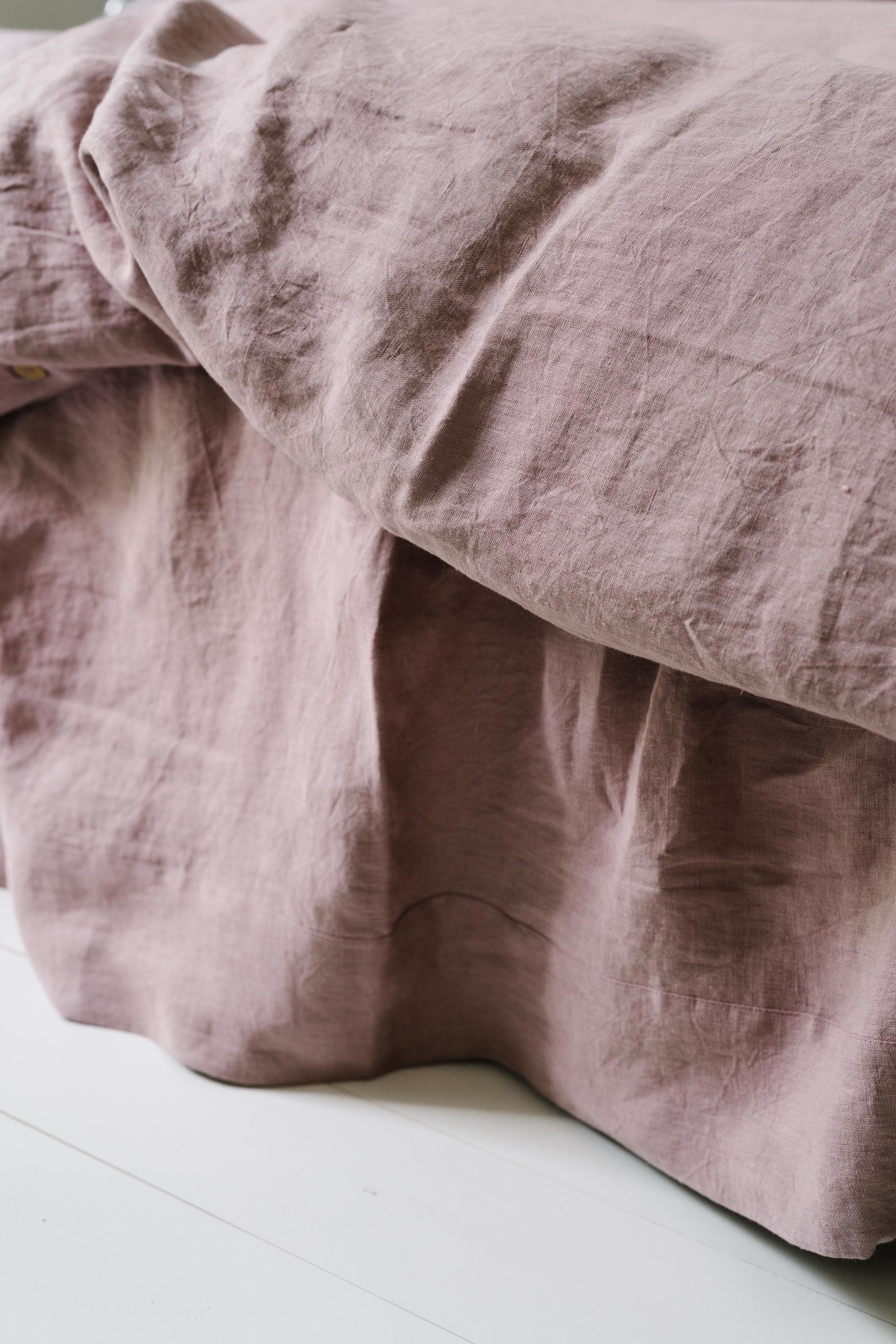 Fitted Sheet in Dusk