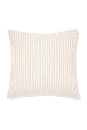 Pillowslip Set in Ivory Stripe