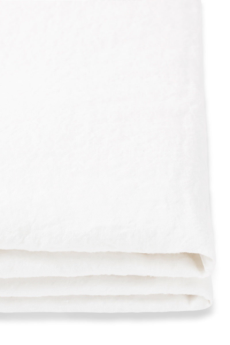 Fitted Sheets in True White