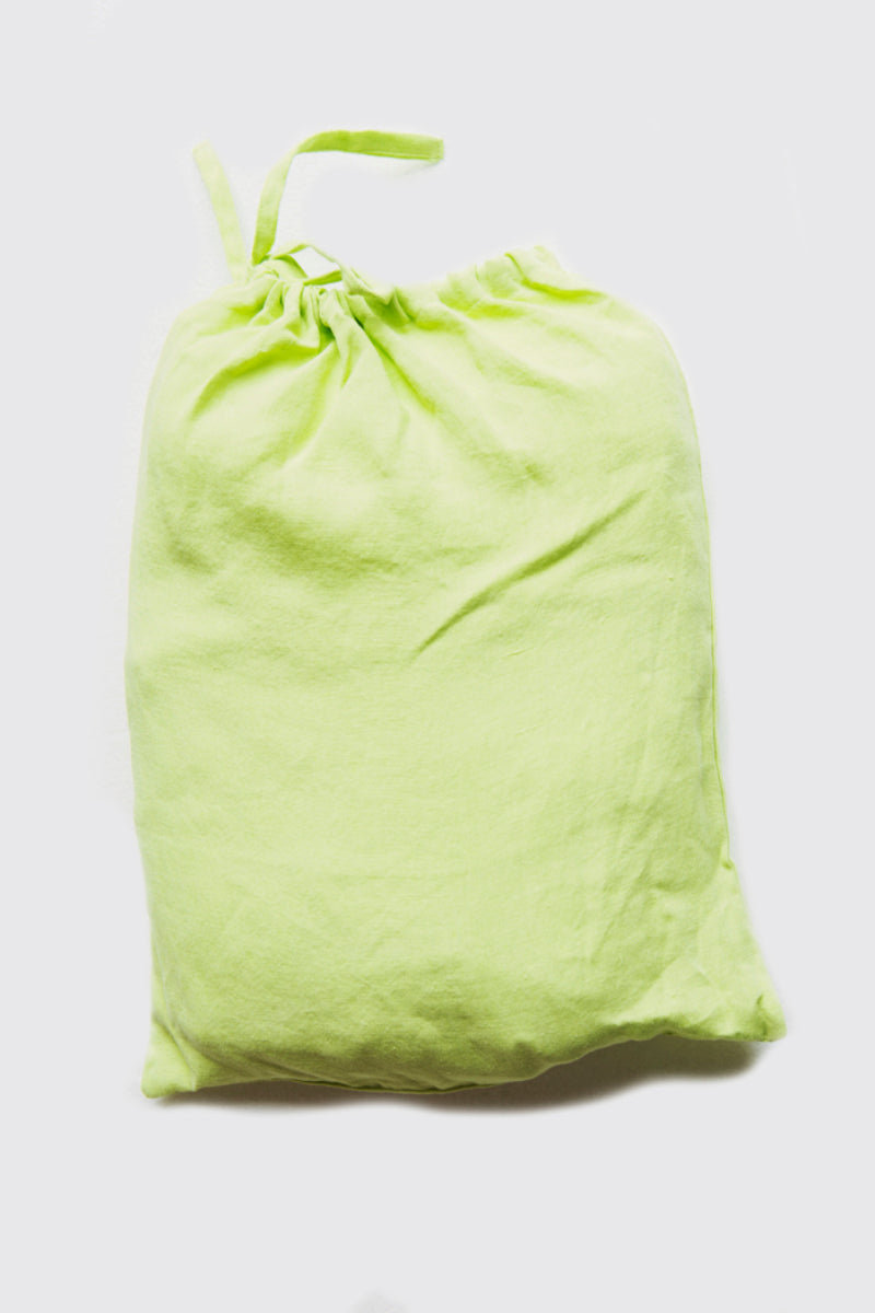 Fitted Sheets in Lime