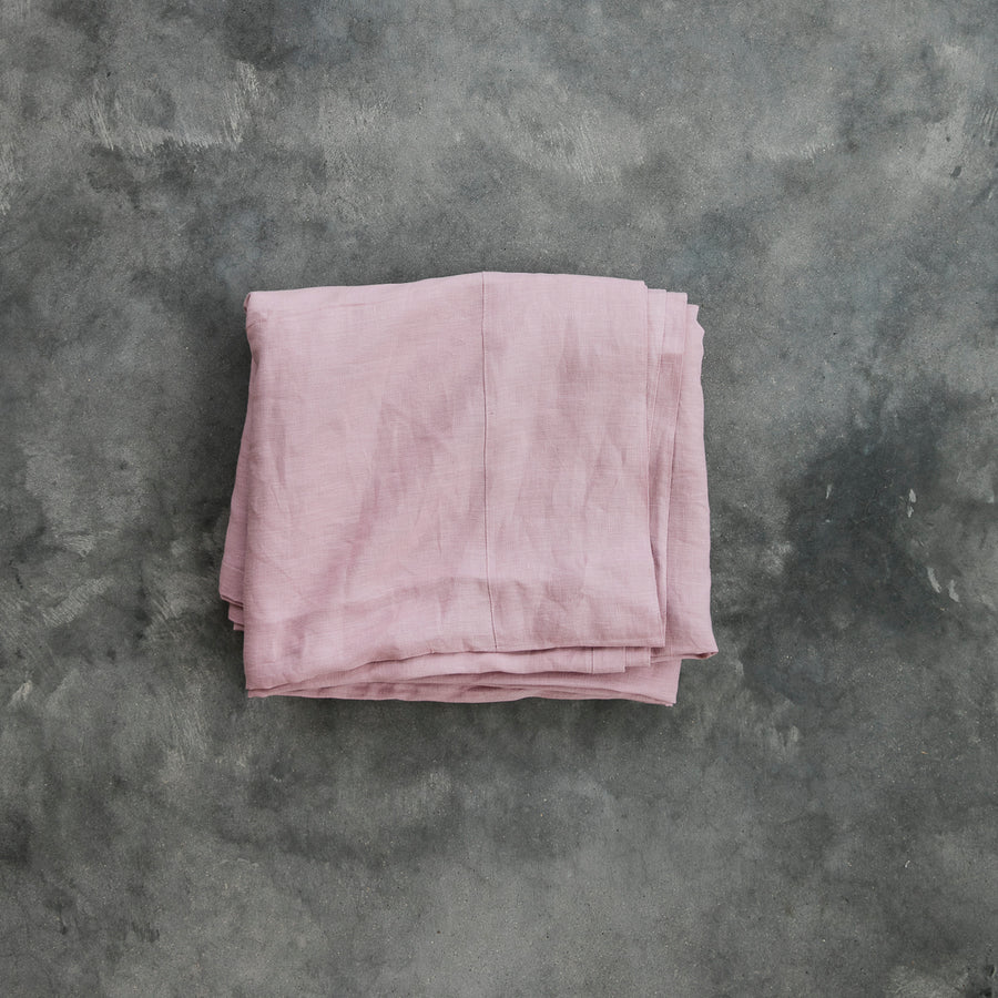Sale Flat Sheets - Old Pink