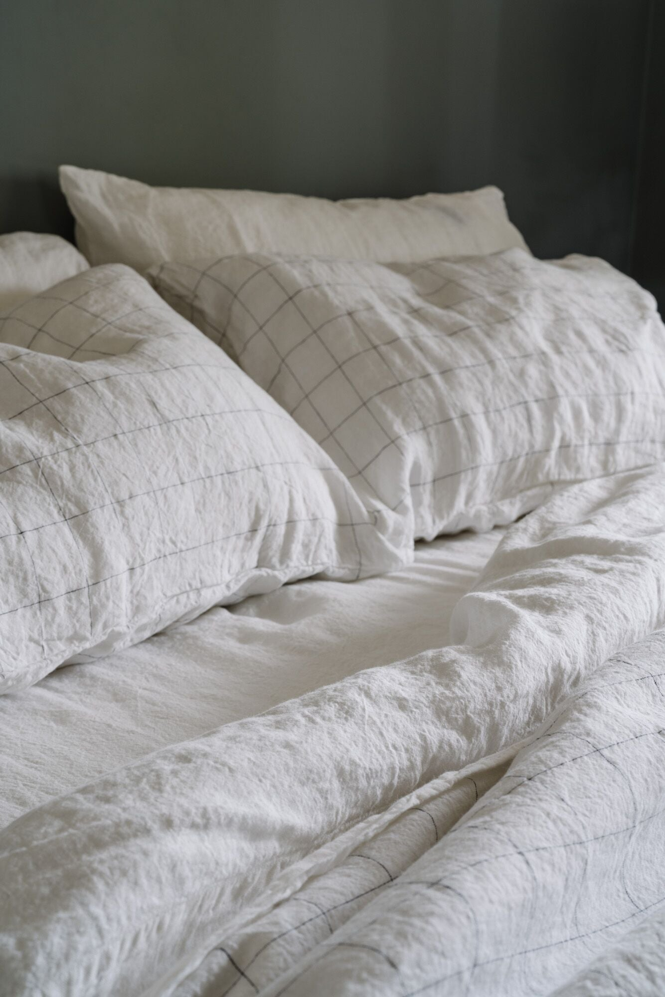 Flat Sheets in White