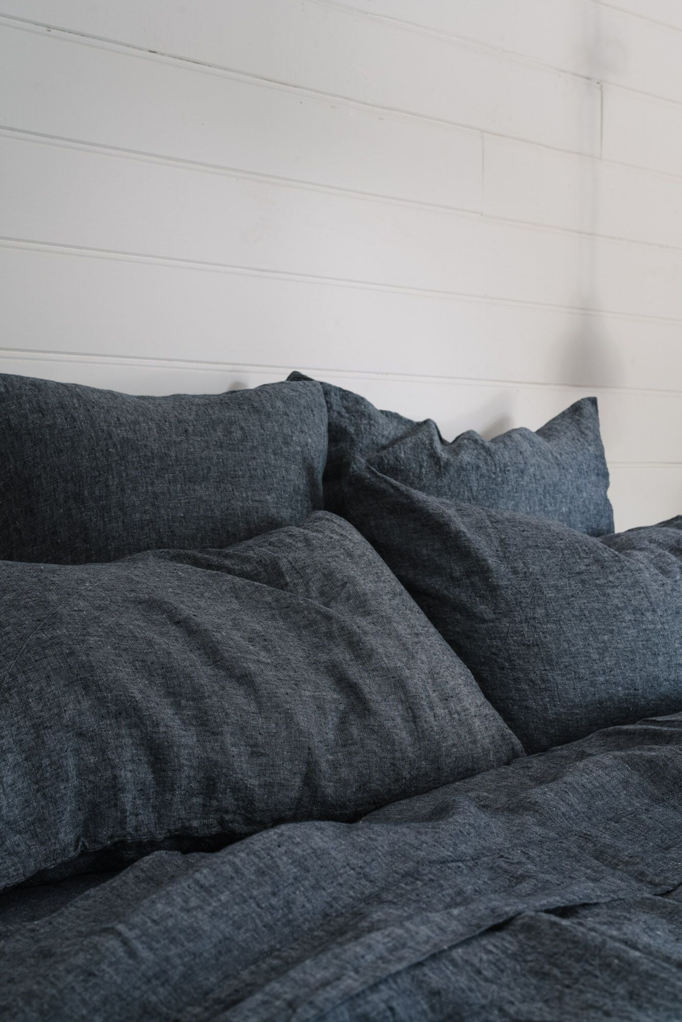 Pillowslip Set in Slate