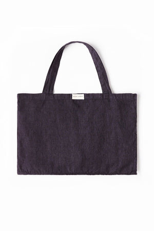 Market Bag in Dark Denim