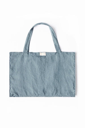 Market Bag in French Blue