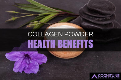 6 Health Benefits of Hydrolyzed Collagen Protein Powder Supplements
