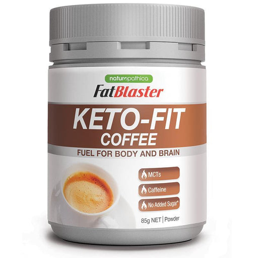 Naturopathica - Fatblaster keto-fit coffee - 85g