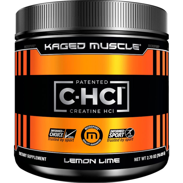 Patented C-HCI Creatine
