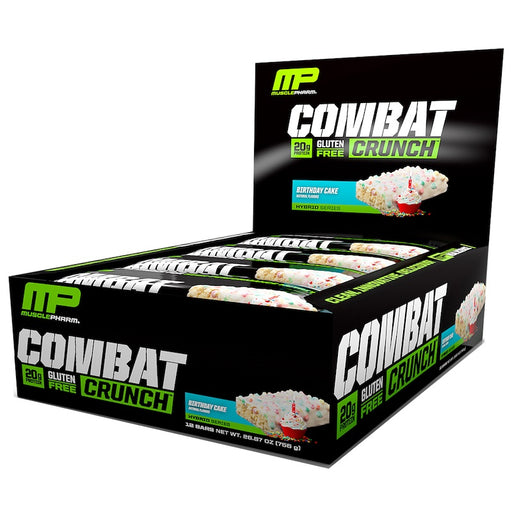 Combat Crunch Bars 12 Pack