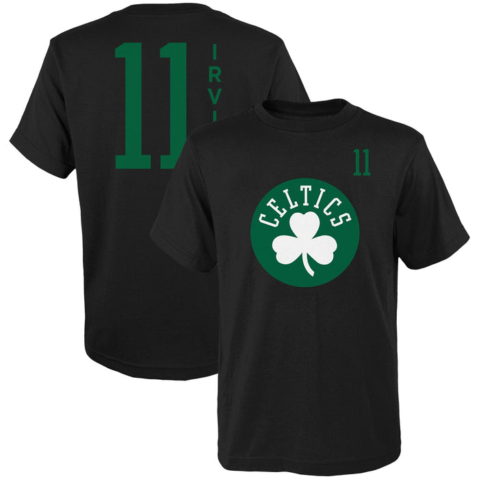 Kyrie Irving Black Boston Celtics - Youth T-Shirt