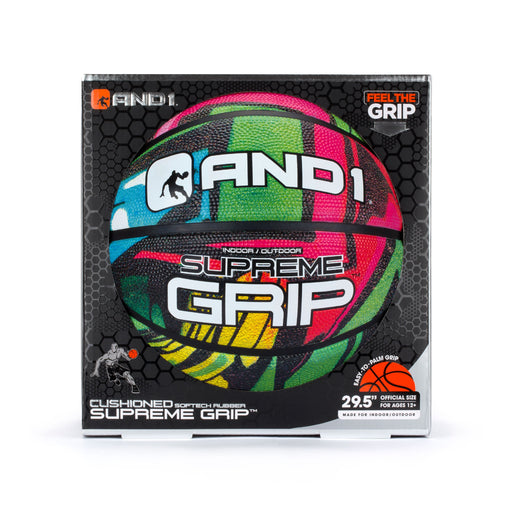 AND1 Supreme Grip Basketball