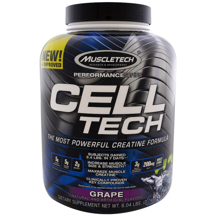 Muscletech Cell Tech Creatine