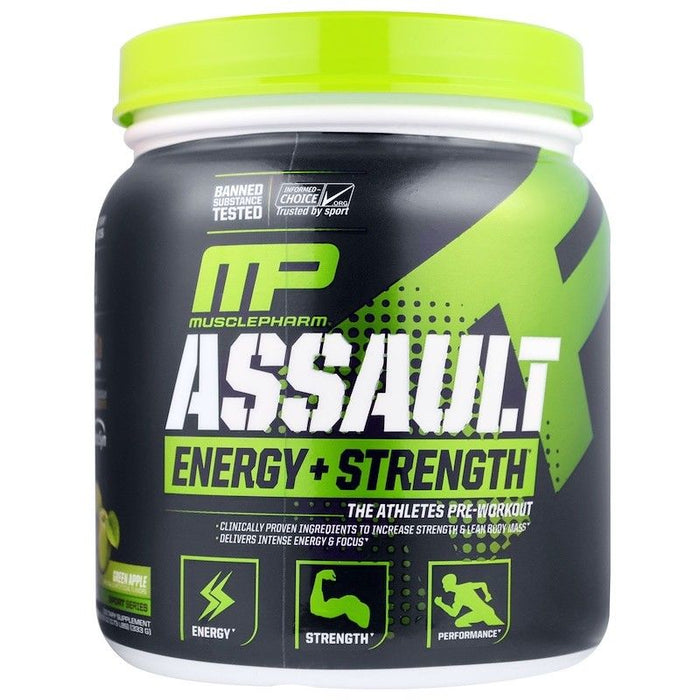 MUSCLE PHARM ASSAULT 30 SERVES