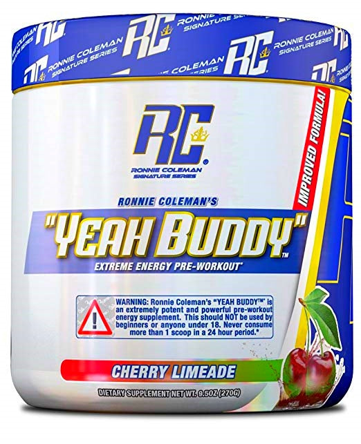Ronnie Coleman Yeah Buddy Pre Workout - 270g