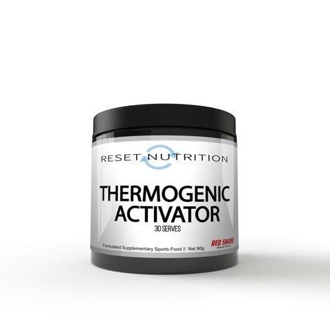 Reset Nutrition - Thermogenic Activator (30 Serves)