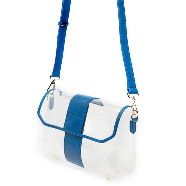 Crystal Clear Bag Blue
