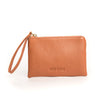 Kelly Wristlet Tan